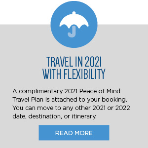 Travel in 2021 with flexibility
